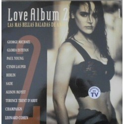 Love Album 2 - Las Mas...