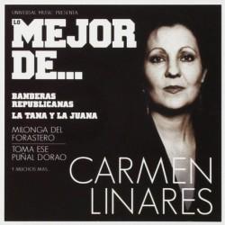 CARMEN LINARES - LO MEJOR...