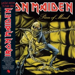 IRON MAIDEN  - PIECE OF...