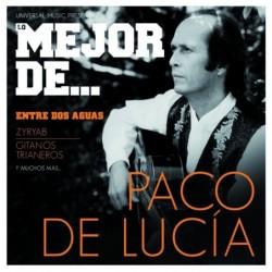 PACO DE LUCIA - LO MEJOR DE...