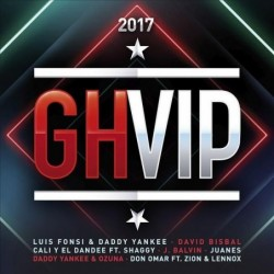 GH VIP 2017 - VARIOS  (Cd)
