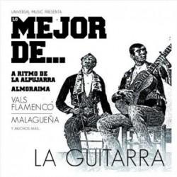 LO MEJOR DE LA GUITARRA -...