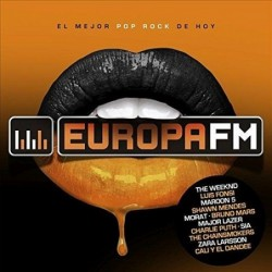 EUROPA FM 2017 - VARIOS  (2Cd)