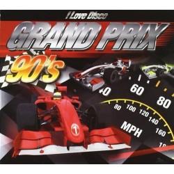 I LOVE DISCO GRAND PRIX...