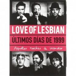LOVE OF LESBIAN - ULTIMOS...