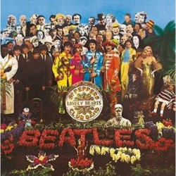 BEATLES,THE - SGT.PEPPER'S...