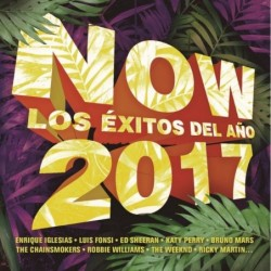 NOW 2017 - VARIOS  (2Cd)