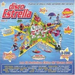 DISCO ESTRELLA vol. 7 2004...