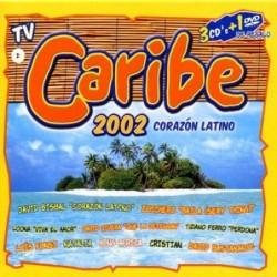 CARIBE 2002 corazon latino...