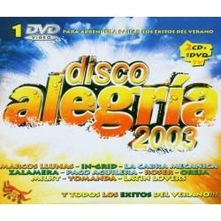 DISCO ALEGRIA 2003 - VARIOS...