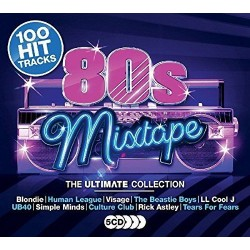 Ultimate 80s Mixtape -...