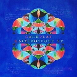 COLDPLAY - KALEIDOSCOPE  (Cd)