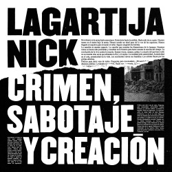 LAGARTIJA NICK - Crimen,...