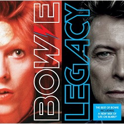 DAVID BOWIE - LEGACY  (Cd)