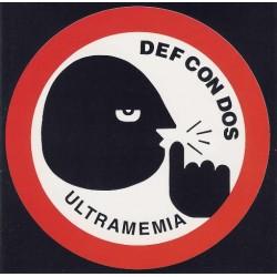 DEF CON DOS - ULTRAMEMIA  (Cd)