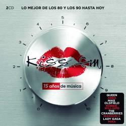 KISS FM 15 AÑOS DE MUSICA -...