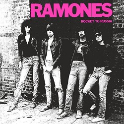 RAMONES - ROCKET TO RUSIA...