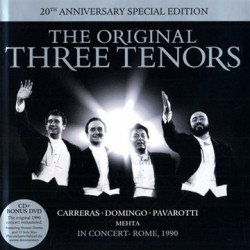The Original Three Tenors...