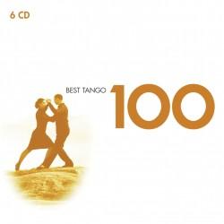 100 BEST TANGO - VARIOS  (6Cd)