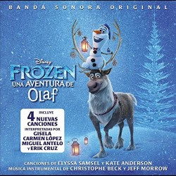 FROZEN - UNA AVENTURA DE OLAF