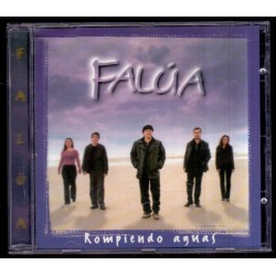 FALUA - ROMPIENDO AGUAS  (Cd)