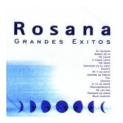 Rosana - Grandes Exitos  (Cd)