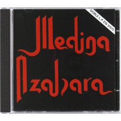 MEDINA AZAHARA - EN VIVO  (Cd)