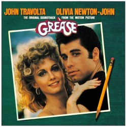 GREASE - B.S.O.  (Cd)