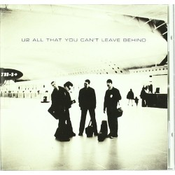 U2 - ALL THAT YOU CAN´T...