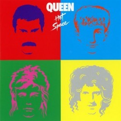 QUEEN - HOT SPACE  (Cd)...