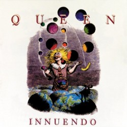 QUEEN - INNUENDO  (Cd)...