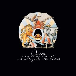 QUEEN - A DAY AT THE RACES...