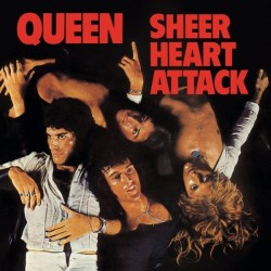 QUEEN - SHEER HEART ATTACK...