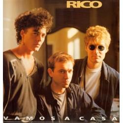 RICO - VAMOS A CASA  (Cd)