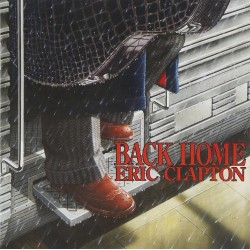 ERIC CLAPTON - BACK HOME  (Cd)