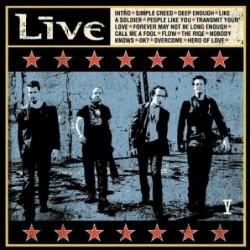 LIVE - V  (Cd)