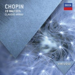 CHOPIN VALSES - ARRAU  (Cd)