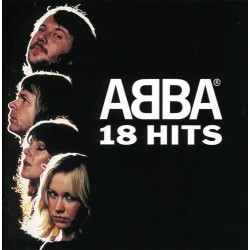 ABBA - 18 HITS  (Cd)