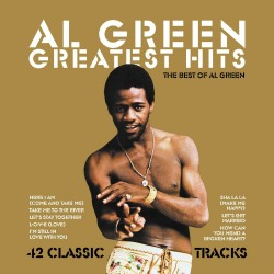 AL GREEN - GREATEST HITS...