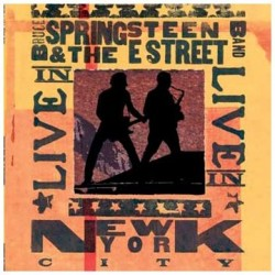 BRUCE SPRINGSTEEN - LIVE IN...