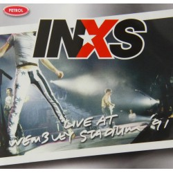 INXS - LIVE AT WEMBLEY...