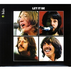 BEATLES,THE - LET IT BE...
