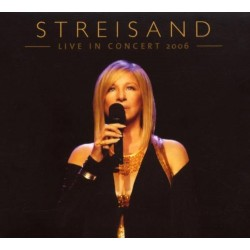 BARBRA STREISAND - LIVE IN...
