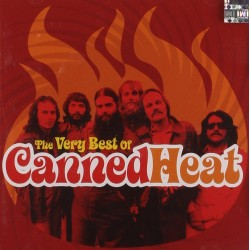 CANNED HEAT - VERY BEST OF...