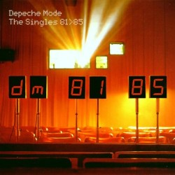 DEPECHE MODE - THE SINGLES...
