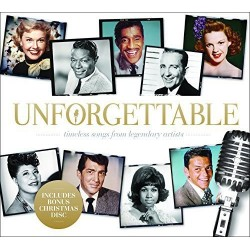 Unforgettable - Varios  (3Cd)