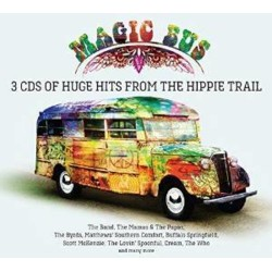 MAGIC BUS - VARIOS  (Cd)