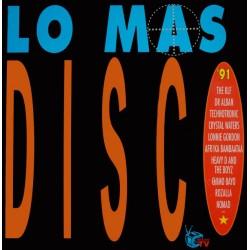 LO + DISCO 91 - VARIOS...