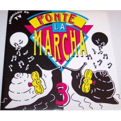 Ponte La Marcha 3 - Varios...