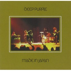 DEEP PURPLE - MADE IN JAPAN...